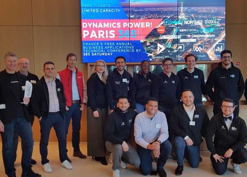 Dynamics Power! 365 Paris 2019 Speaker
